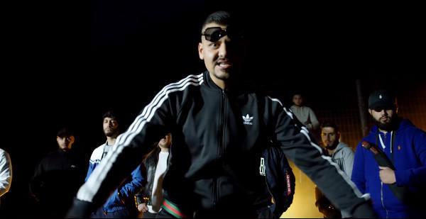 Juri Adidas Jacke Bratans aus Favelas