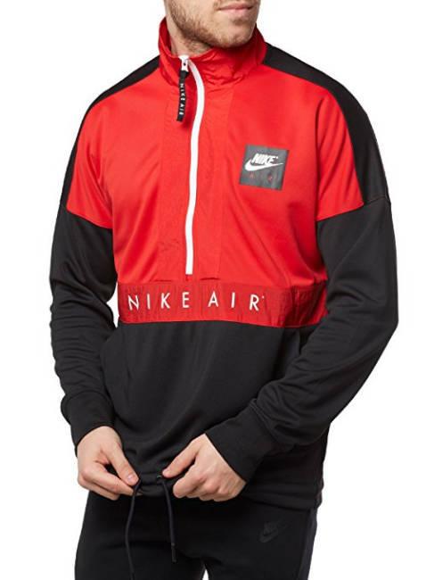 Juri Outfit Nike Air Jacke rot
