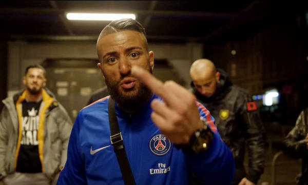 King Khalil Trainingsanzug PSG