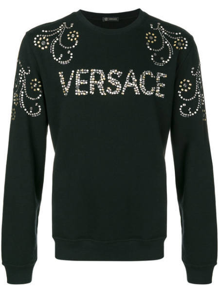 18 Karat Outfit Pullover Versace