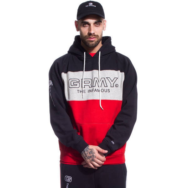 LX Pullover Grimey