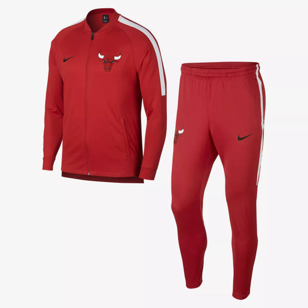 Mert Outfit Trainingsanzug Chicago Bulls