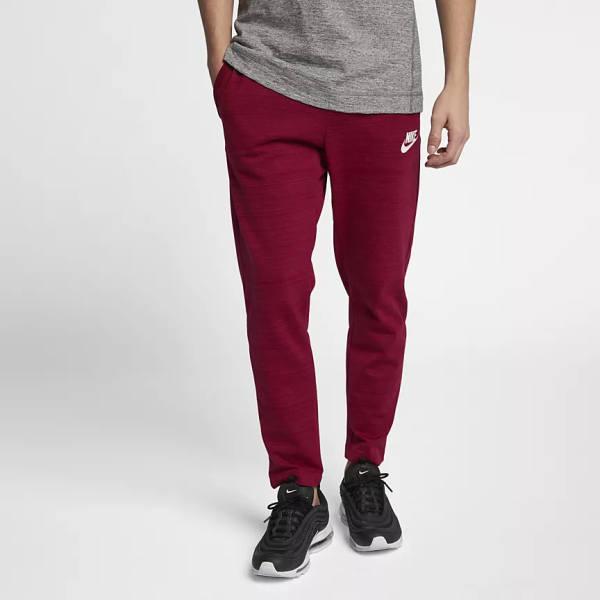 Mert Traininingsanzug Nike rot Joggingshose