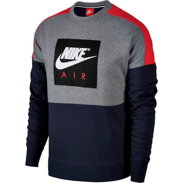 MOZ Outfit Pullover Nike Air