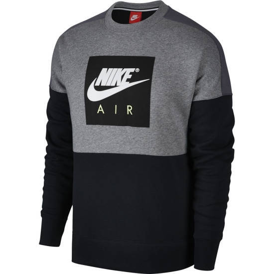 Nike Air Pulli schwarz
