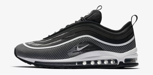 Reda Rwena Nike Air Max schwarz weiss Sneaker