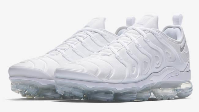 Reda Rwena Schuhe Nike Air Vapormax weiß