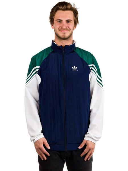 Trettmann Adidas Jacke Blau