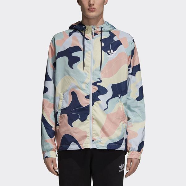 Trettmann Adidas Jacke Multi