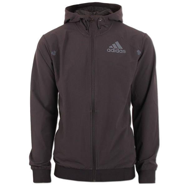 Trettmann Adidas Jacke schwarz