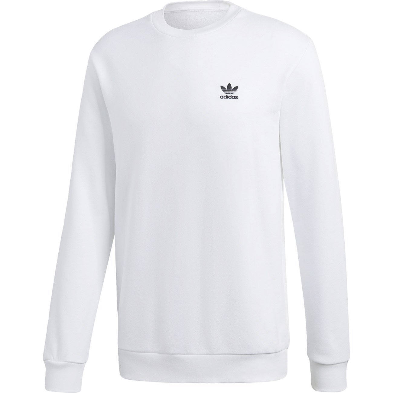 Trettmann Adidas Pullover weiß