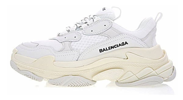 Ufo361 Schuhe Balenciaga weiß