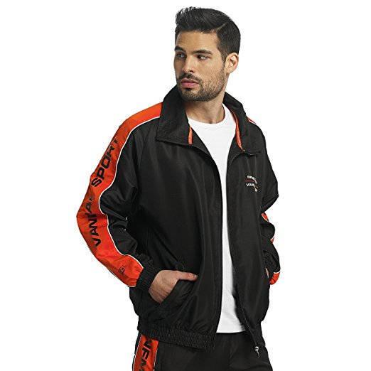 187 Straßenbande Style Vandal Sport Trainingsjacke