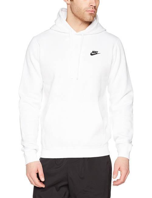 AK Außerkontrolle Hoodie Nike weiß