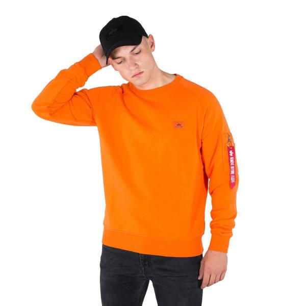 Amin Snipe Nächte ohne Schlaf Outfit Pullover Orange