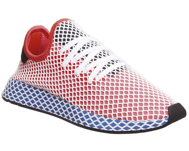 Asche Schuhe Adidas Deerupt Runner Sneaker