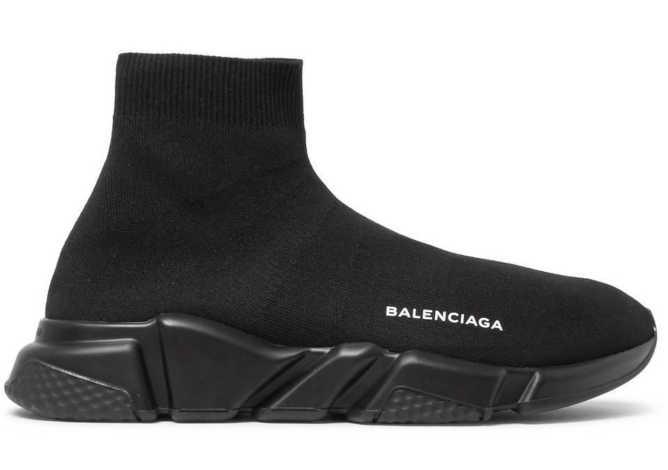 Asche Schuhe Balenciaga schwarz