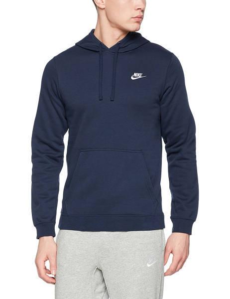 Azet Hoodie Nike blau