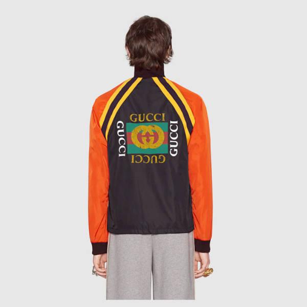 Azet Überlebt Outfit Zuna Jacke Gucci