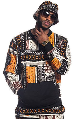 Bonez MC Grimey Pullover Orange