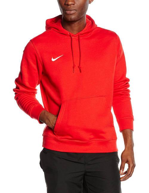 Der 187 Style Nike Kapuzenpullover Rot
