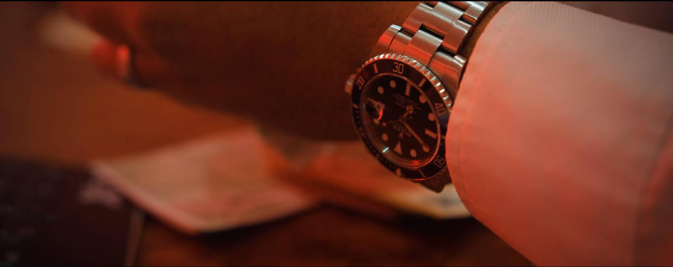 Dú Maroc Outfit Uhr Rolex