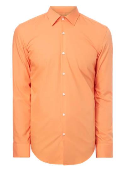 Hugo Boss Business Hemd orange