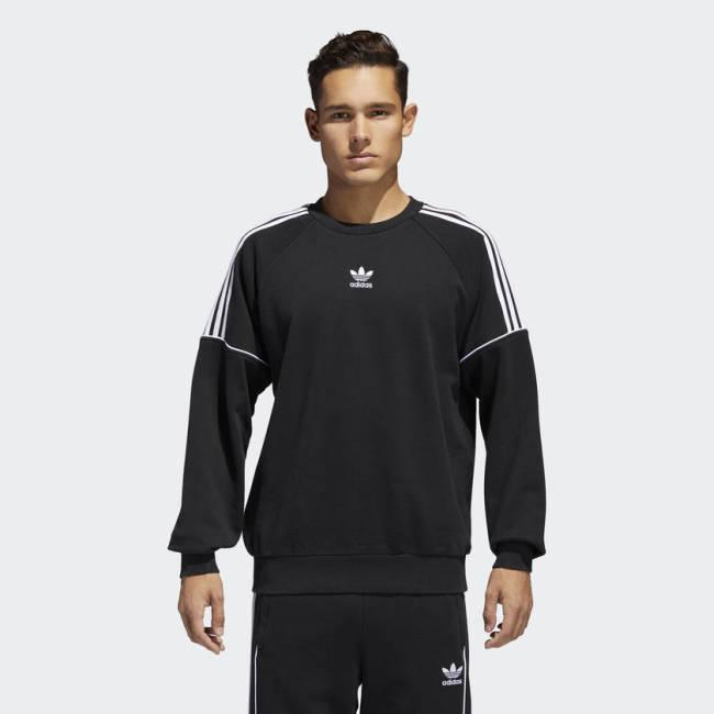 Juri Adidas Originals Pullover schwarz
