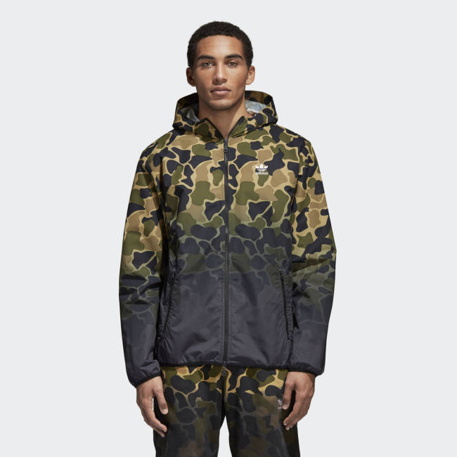 Juri Tutto Originalo Jacke Adidas Camo