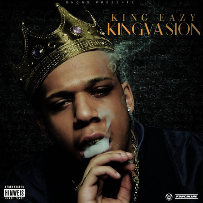 King Eazy Album 2018 Kingvasion