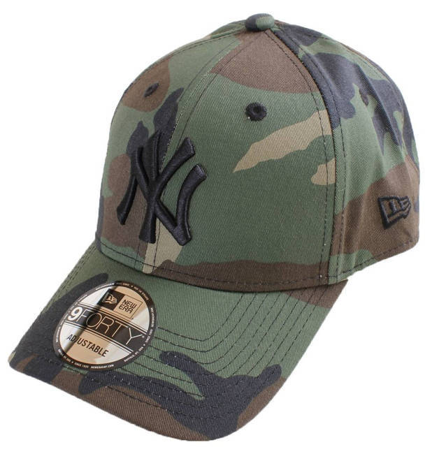 King Eazy Cap Camouflage