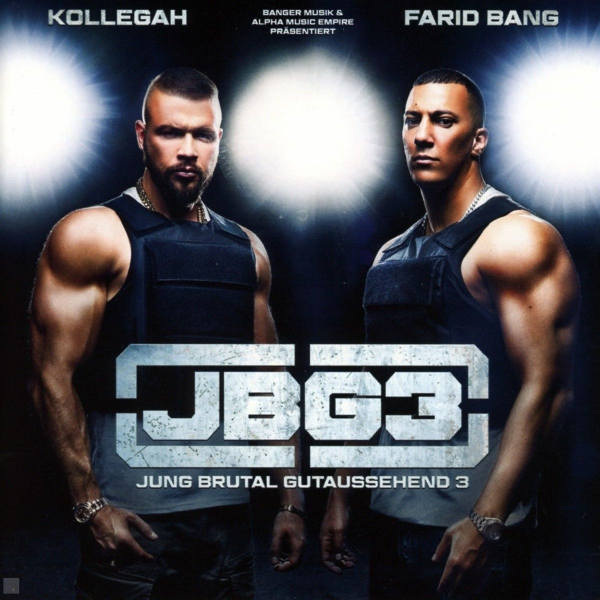 Kollegah Farid Bang All Eyez On Us Album JBG 3