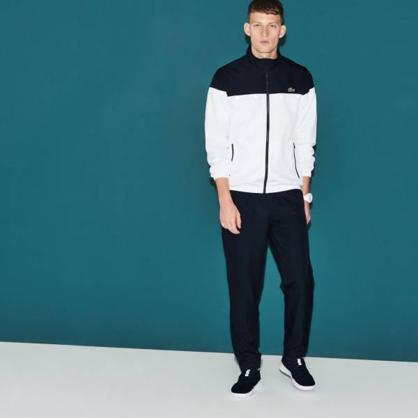 competitive price good half price Lacoste Anzug: Die 11+1 stylischsten Trainingsanzüge 2018