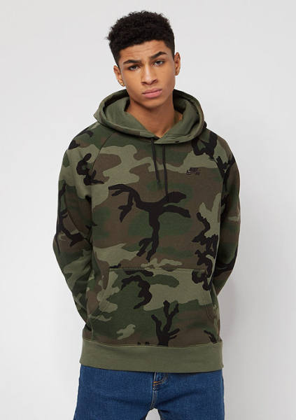 Luciano Hoodie Camouflage Nike SB