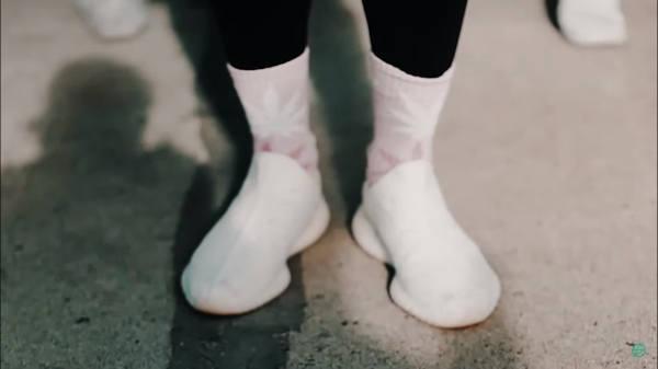 Marsimoto Outfit Schuhe Yeezy