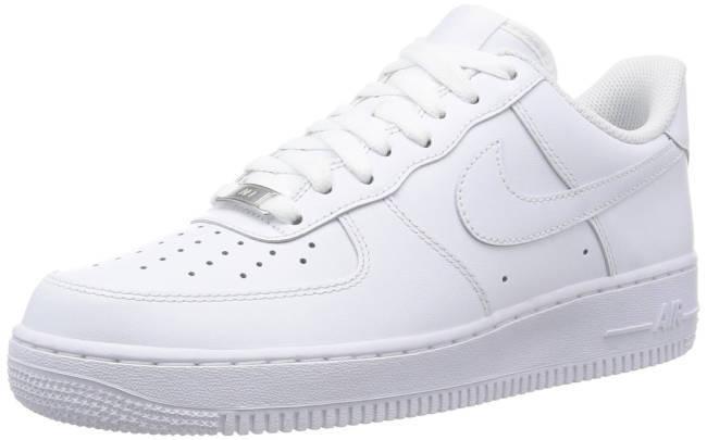 Moe Phoenix Schuhe Nike Air Force weiß