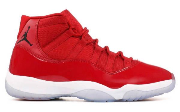 Moe Phoenix Schuhe Nike Air Jordan rot
