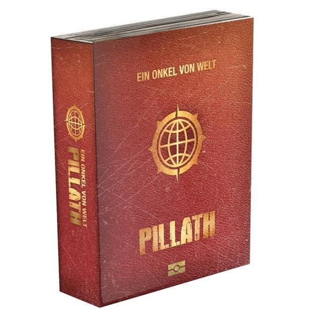 Pillath Album 2018 ein Onkel von Welt