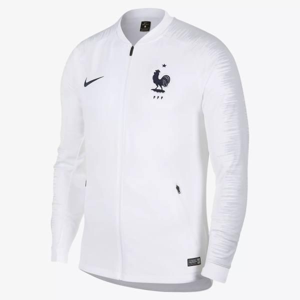 Samra FFF Jacke französische Nationalmannschaft