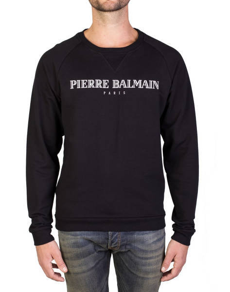 Snipe Balmain Pullover Alternative schwarz