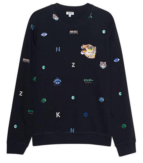 Snipe Pullover Kenzo