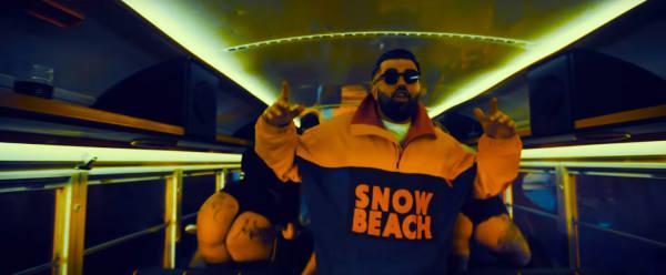Summer Cem Snow Beach Jacke
