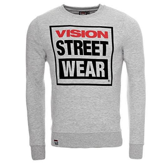 Sun Diego Homie Vision Street Wear Pulli