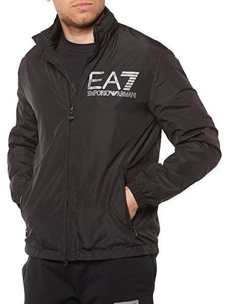 Gringo EA7 Jacke schwarz
