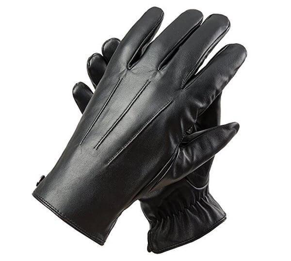 AK Ausserkontrolle Handschuhe Leder