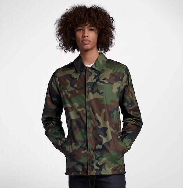 Gringo Camouflage Jacke Nike