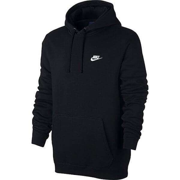 Nike Hoodie schwarz Guzman