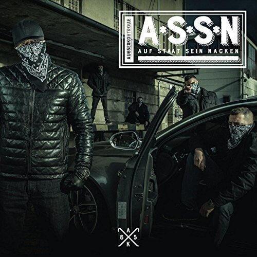 AK Ausserkontrolle Album 2018 ASSN