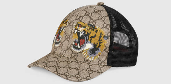 Capital Bra Gucci Cap Tiger
