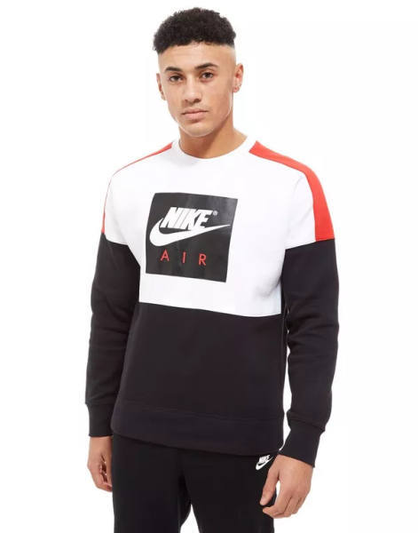 Capital Bra Nike Air Pullover